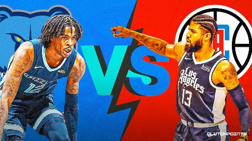NBA odds: Grizzlies vs. Clippers prediction, odds, pick, and more