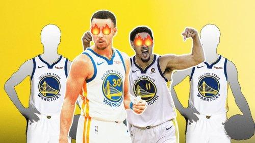 Warriors' interesting plan for 7th, 14th picks in 2021 NBA Draft, per GM