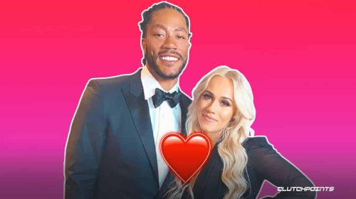 Derrick Rose's wife: Alaina Anderson