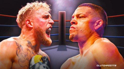RUMOR: UFC star Nate Diaz shockingly named as Jake Paul's next opponent