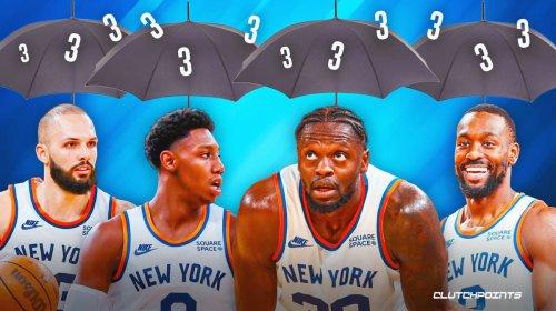Kemba Walker, Knicks match record set by Bucks in championship season