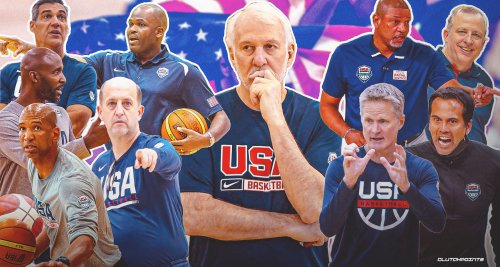 Report: The requirements to replace Gregg Popovich as USA Basketball coach