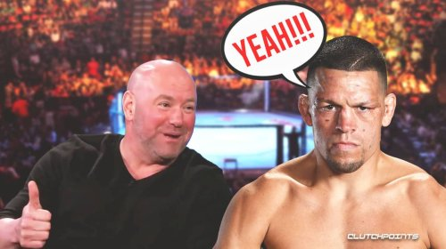 Nate Diaz UFC return confirmed by Dana White