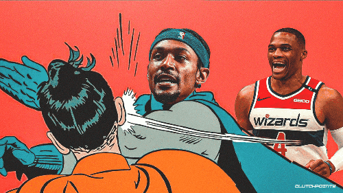 Wizards star Bradley Beal's latest comment is huge slap to Russell Westbrook haters