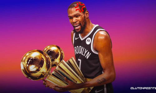 Kevin Durant's Ex-Teammate On Why He Doesn't Belong In Top 10 All-Time
