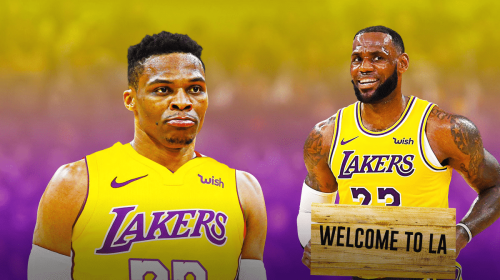 RUMOR: Russell Westbrook trade to Lakers to pair with LeBron James gaining steam