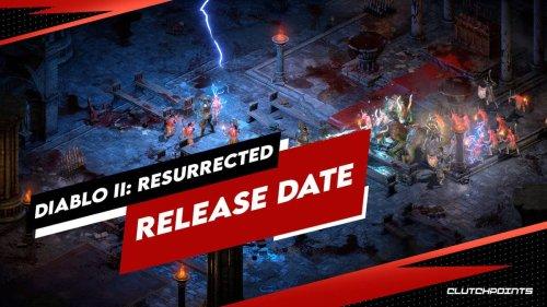 Diablo 2 Resurrected Release Date: When is the Diablo II remaster out?