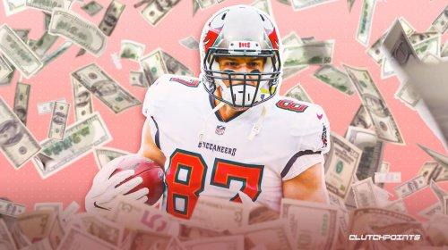 Rob Gronkowski's net worth in 2021