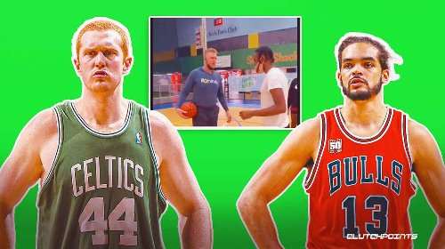 Brian Scalabrine opens up on roasting fools who challenge him, with an appearance by Joakim Noah