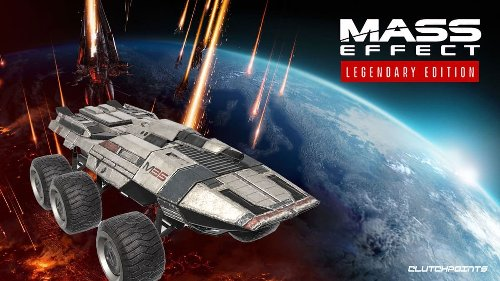 Mass Effect Legendary Edition will have an optional upgraded Mako