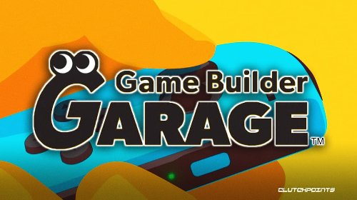 Create your very own games with Nintendo's Game Builder Garage