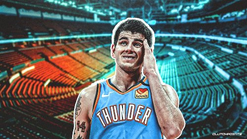 Real Madrid's Gabriel Deck, Thunder agree to a 4-year, $14.5 million deal