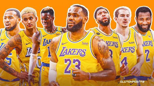 The suprising x-factor in the Lakers quest for a title repeat