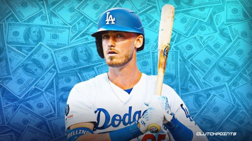 Cody Bellinger's net worth in 2021
