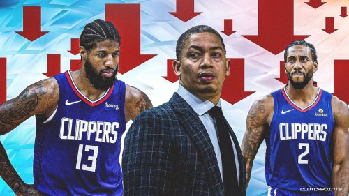 LA Clippers and other NBA teams that are set to regress in 2021-22