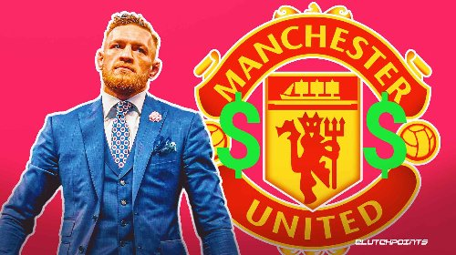 Conor McGregor not giving up desire to purchase Manchester United