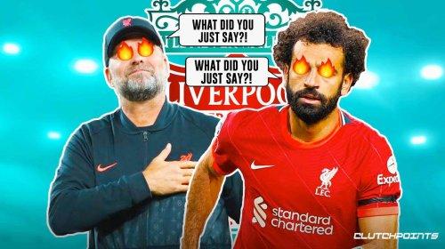 Manchester United 'flop' slams Jurgen Klopp over Mohamed Salah comment