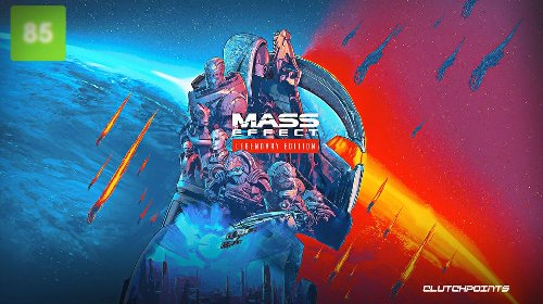 Mass Effect Legendary Edition Review Scores are in: Best Version?