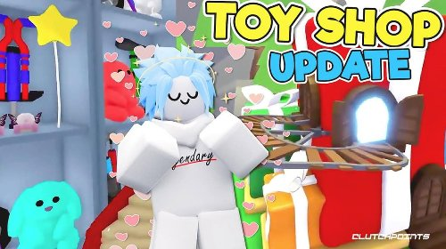 Roblox Best-Selling MMORPG Adopt Me! now has the Toy Shop update