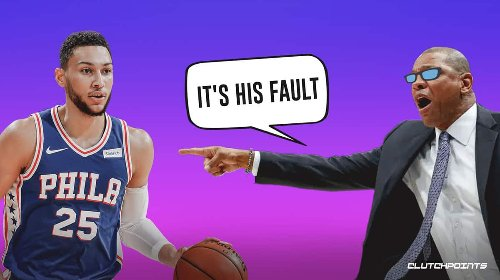 Sixers shouldn't fire Doc Rivers even after another playoff choke job