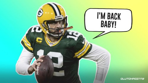 Packers QB Aaron Rodgers to return to Green Bay this season