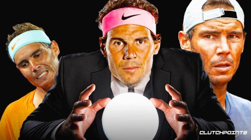 Rafael Nadal predicts something bad about the future of tennis