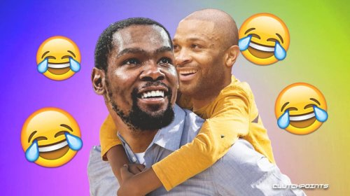 Nets star Kevin Durant clowns PJ Tucker in Heat forward's emotional IG post