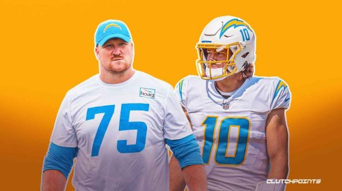 Chargers' injury woes continue as Bryan Bulaga heads to IR