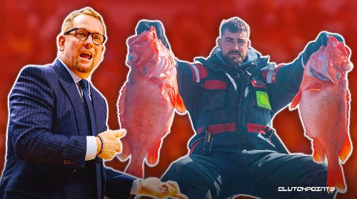 Nick Nurse hilariously exposes ex-Raptors Jonas Valanciunas as a fishing fiend