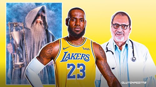 Medical experts get real on Lakers star LeBron James' ankle injury recovery