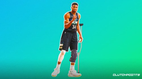Bucks star Giannis Antetokounmpo's injury status after epic NBA Finals win
