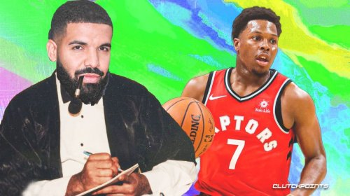 Raptors fan Drake gets blasted for emotional farewell post to Kyle Lowry