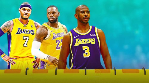 3 reasons why it's the perfect time for Chris Paul, Carmelo Anthony to join the Lakers