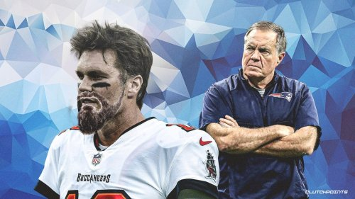 Patriots coach Bill Belichick's brutally honest take on Buccaneers' Tom Brady playing until he's 50