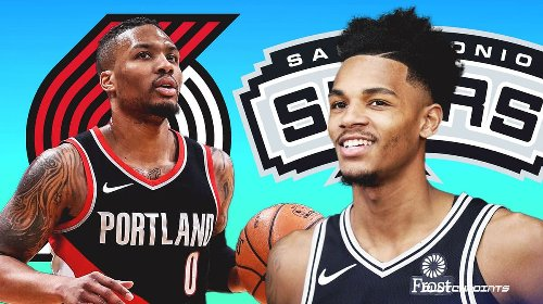 NBA odds: Blazers vs. Spurs prediction, odds, pick, and more