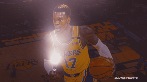 Dennis Schroder's future with Lakers gets murky update