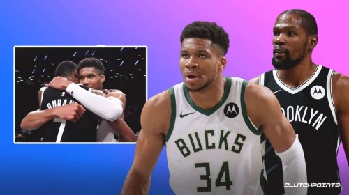 Kevin Durant's message to Bucks' Giannis Antetokounmpo that helped him bag NBA Finals MVP