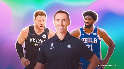 3 coaching changes for Steve Nash as Nets battle Sixers