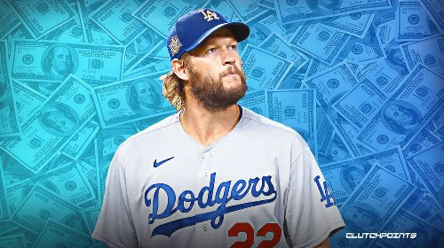 Clayton Kershaw's net worth in 2021