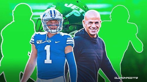 3 perfect options for Jets at No. 23 in 2021 NFL Draft