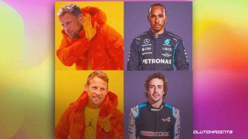 Formula 1 legend Jenson Button's brutally honest comparison of Hamilton and Alonso