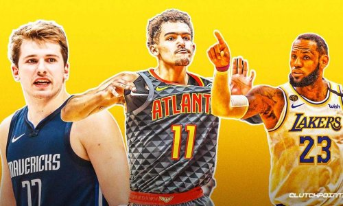 Trae Young's Insane LeBron James-Like Record That Even Luka Doncic Hasn't Accomplished