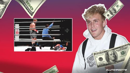 Jake Paul knockout vs. Nate Robinson being sold as NFT with bonkers price tag