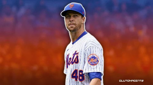 Mets ace Jacob deGrom leaves early after being scratched from previous start