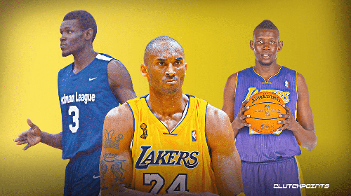 The story of how a promise to Kobe Bryant made one former Laker's dreams come true