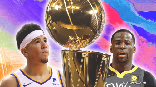 Suns' Devin Booker reveals Draymond Green slapped him with harsh reality on NBA Finals loss