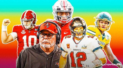 Tom Brady heir apparent? Bruce Arians sounds off on Buccaneers potentially drafting QB