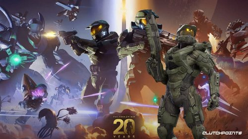 Microsoft celebrates 20 years of Halo and Xbox consoles