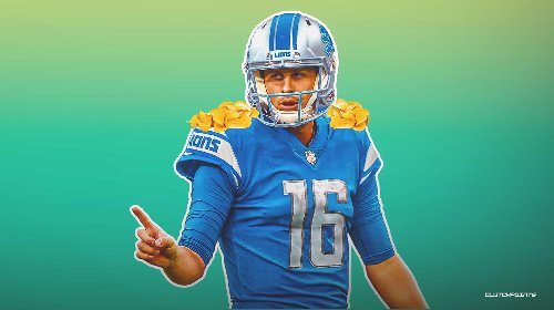 Lions GM reveals new side to Jared Goff
