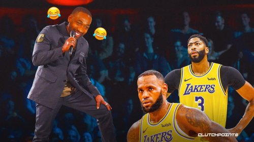 LeBron James, Lakers hilariously roasted by Gilbert Arenas over free agency haul